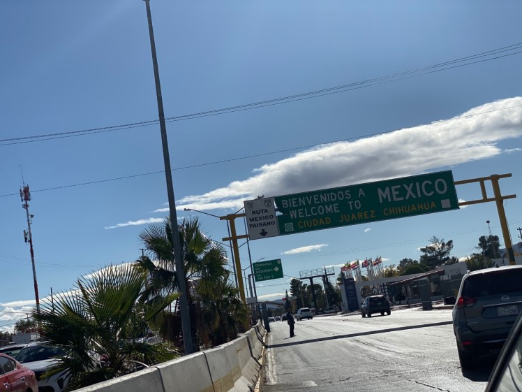 Blog 1 - Mexico Welcome